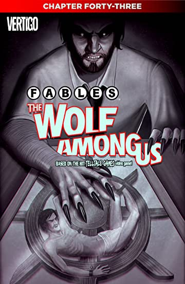 Fables: The Wolf Among Us #43