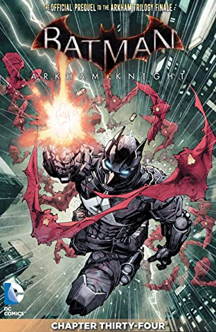 Batman: Arkham Knight (2015-) #34