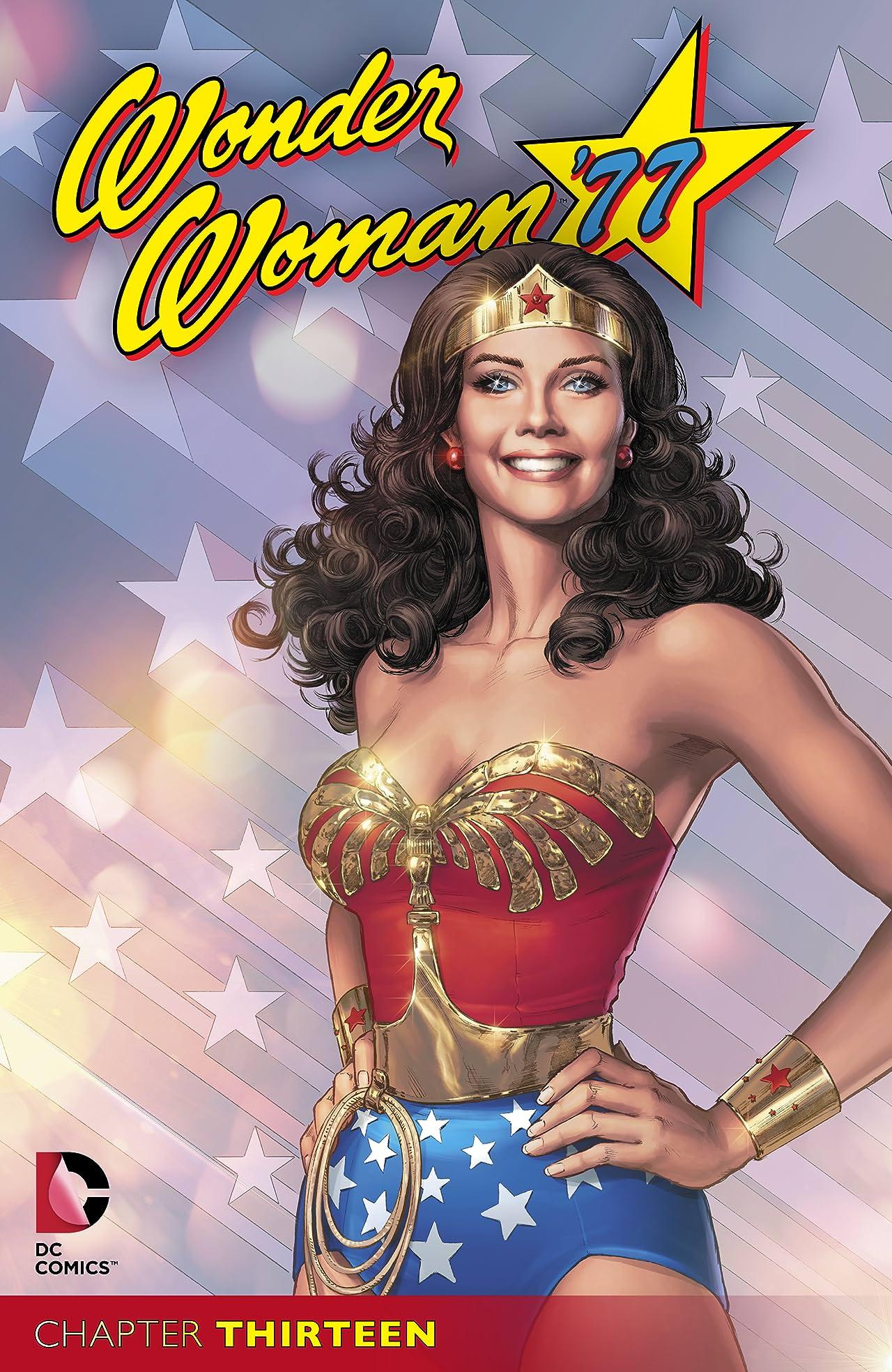 Wonder Woman '77 (2015-2016) #13