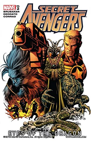 Secret Avengers Tome 2: Eyes of the Dragon