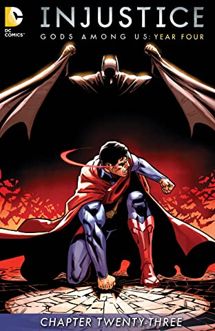 Injustice: Gods Among Us: Year Four (2015-) #23