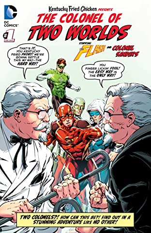 KFC: The Colonel of Two Worlds (2015) #1