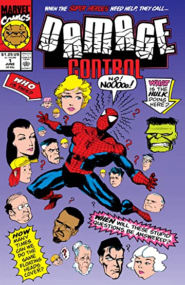 Damage Control (1991) #1 (of 4)