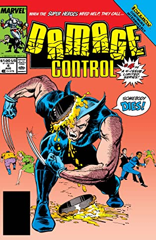 Damage Control (1989 I) #4 (of 4)