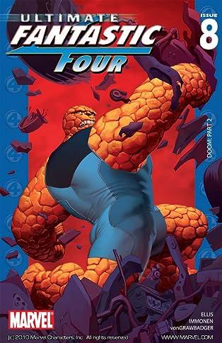 Ultimate Fantastic Four #8