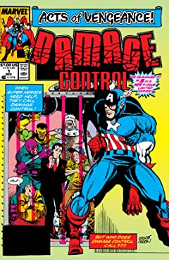 Damage Control (1989 II) #1 (of 4)