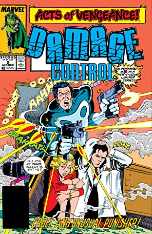 Damage Control (1989 II) #2