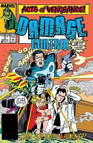 Damage Control (1989 II) #2 (of 4)