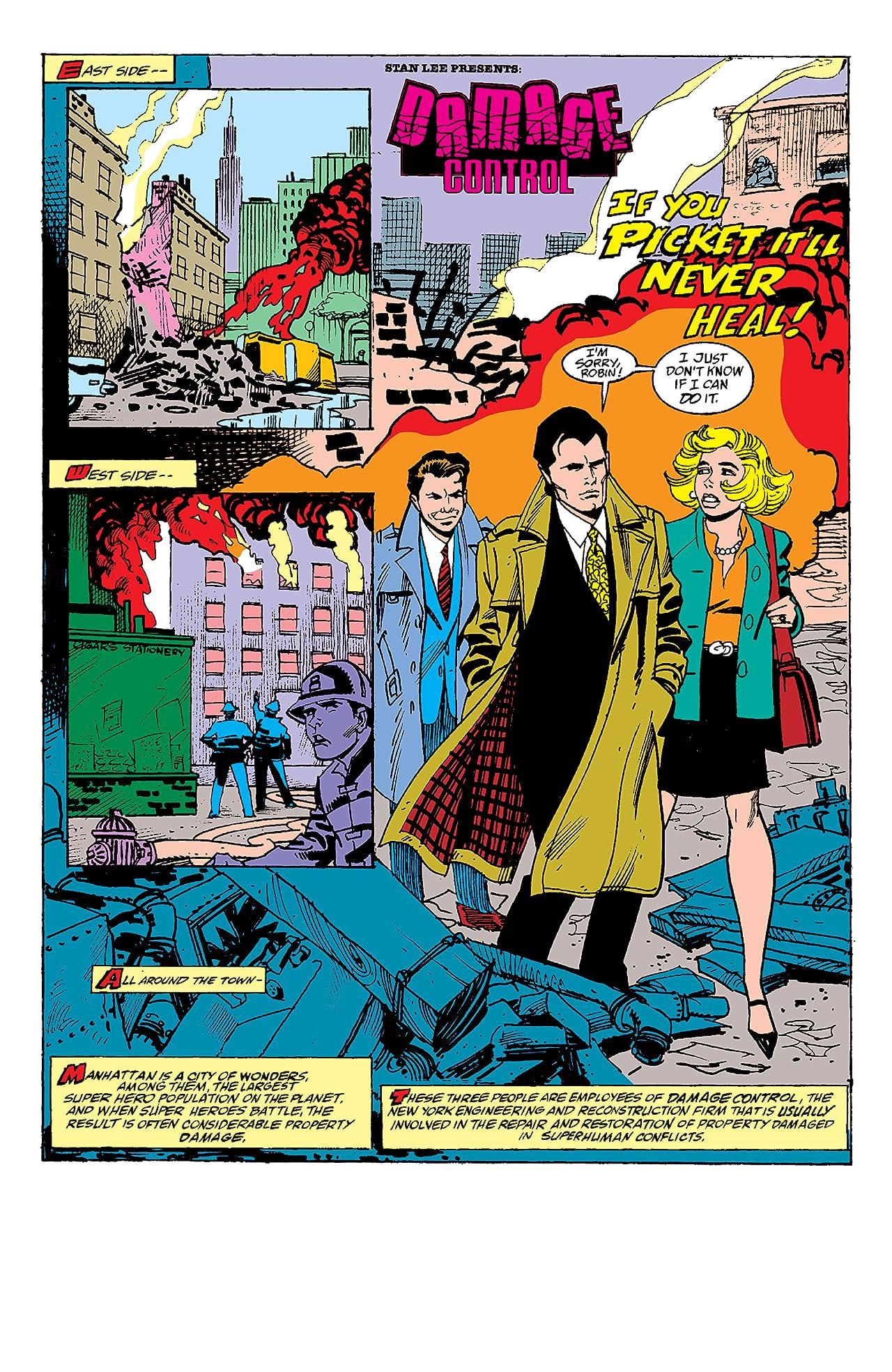 Damage Control (1989 II) #3 (of 4)