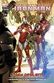 Invincible Iron Man Vol. 6: Stark Resilient Book 2