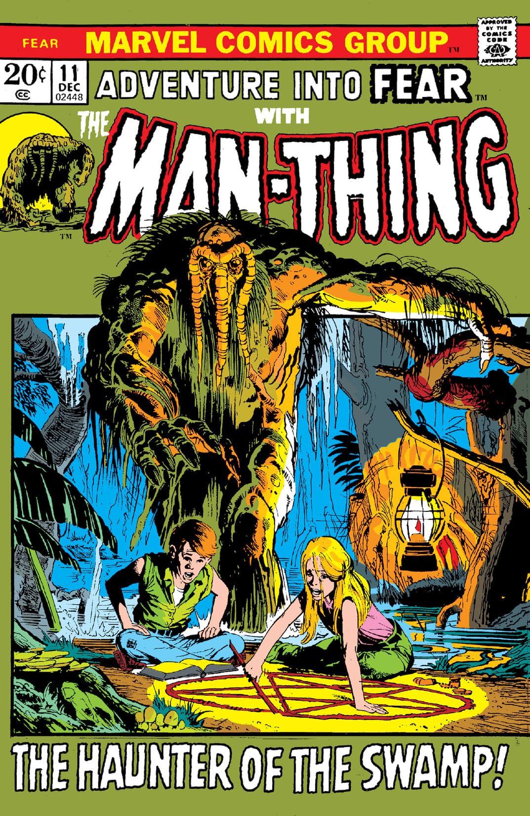 Adventure Into Fear (1970-1975) #11