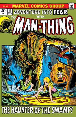 Adventure Into Fear (1970-1975) #11