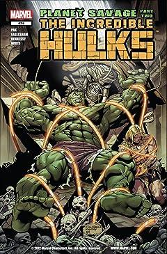 Incredible Hulks (2009-2011) #624