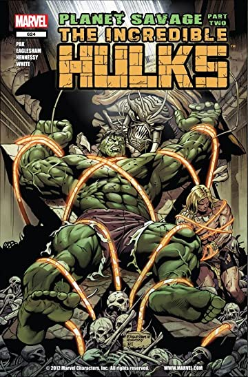 Incredible Hulks (1999-2008) #624