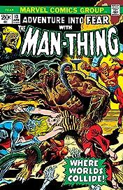Adventure Into Fear (1970-1975) #13