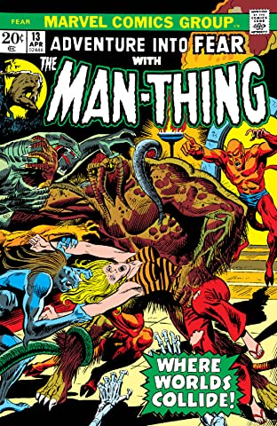 Adventure Into Fear (1970-1975) #13