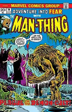 Adventure Into Fear (1970-1975) #14