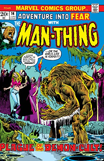 Adventure Into Fear (1970-1975) #14