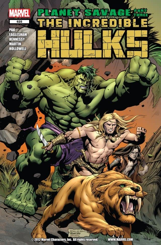 Incredible Hulks (1999-2008) #625