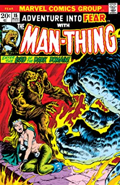 Adventure Into Fear (1970-1975) #15