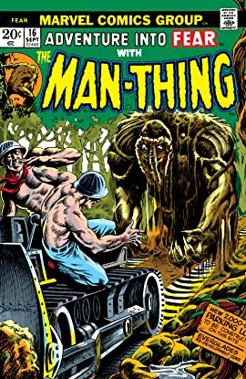 Adventure Into Fear (1970-1975) #16