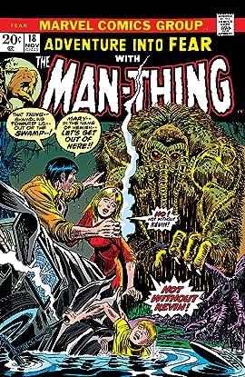 Adventure Into Fear (1970-1975) #18