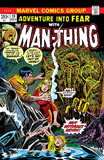 Adventure Into Fear (1970-1975) #18