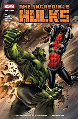 Incredible Hulks (2009-2011) #627