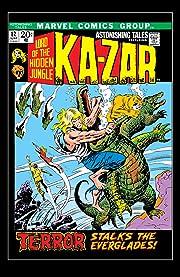 Astonishing Tales (1970-1976) #12