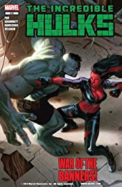 Incredible Hulks (2009-2011) #628