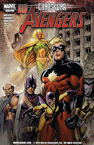 Chaos War: Dead Avengers #1 (of 3)