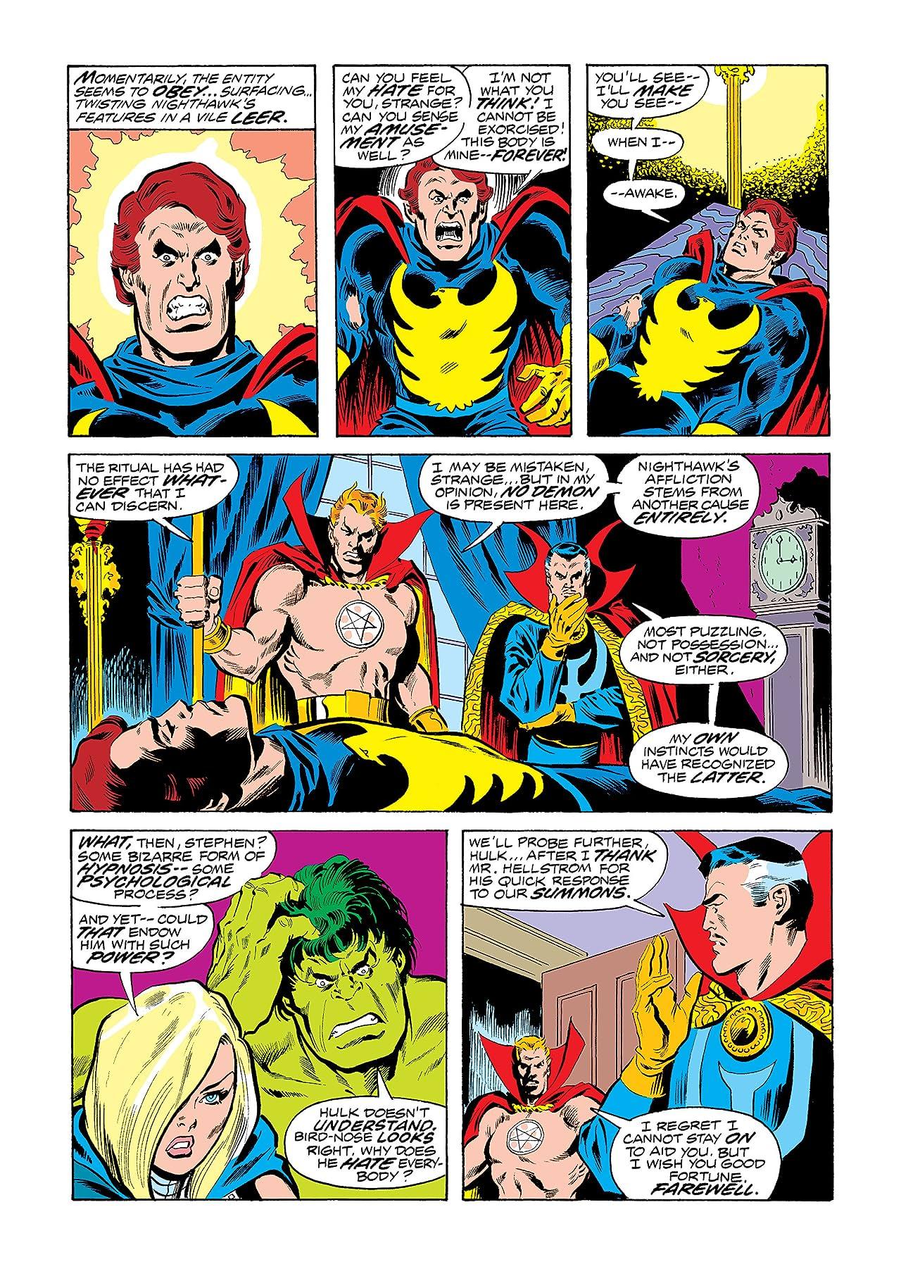 Defenders (1972-1986) #32