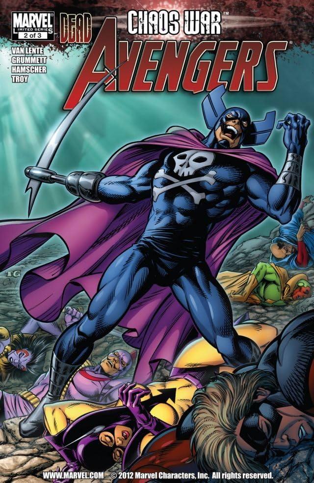 Chaos War: Dead Avengers #2 (of 3)