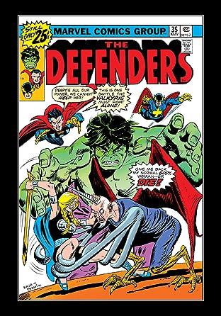 Defenders (1972-1986) #35