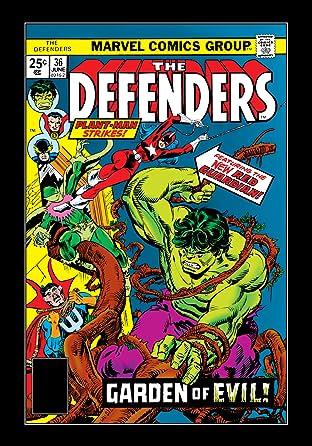 Defenders (1972-1986) #36