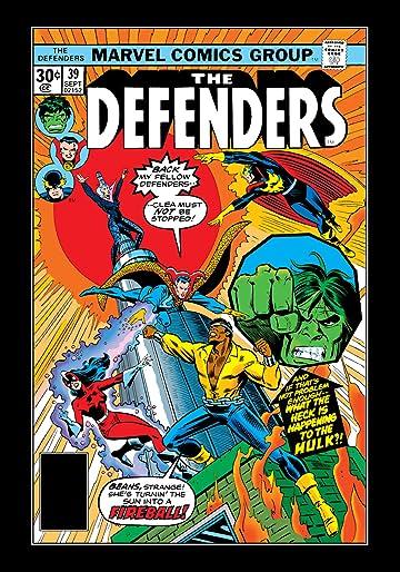 Defenders (1972-1986) #39
