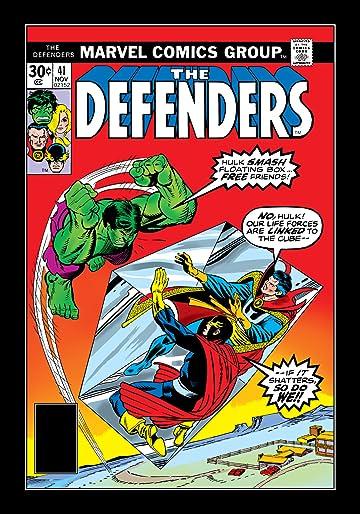 Defenders (1972-1986) #41