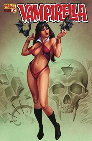 Vampirella Annual 2012 No.2