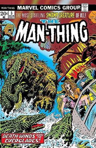 Man-Thing (1974-1975) #3