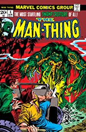 Man-Thing (1974-1975) #4
