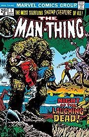 Man-Thing (1974-1975) #5