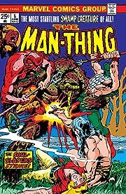 Man-Thing (1974-1975) #6