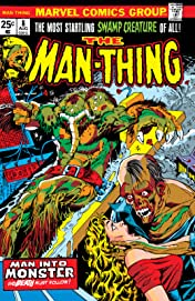 Man-Thing (1974-1975) #8