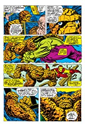 Marvel Two-In-One (1974-1983) #1