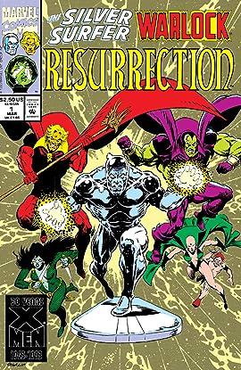Silver Surfer/Warlock: Resurrection (1993) #1 (of 4)