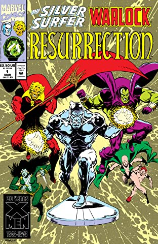 Silver Surfer/Warlock: Resurrection (1993) #1 (of 4)