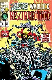 Silver Surfer/Warlock: Resurrection (1993) #2 (of 4)