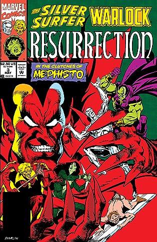 Silver Surfer/Warlock: Resurrection (1993) #3 (of 4)