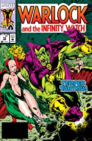 Warlock and the Infinity Watch (1992-1995) #12