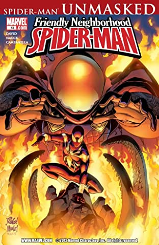 Friendly Neighborhood Spider-Man (2005-2007) #13